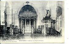 CP 62 - PAS-DE-CALAIS - Saint-Omer - Intérieur de l'Eglise St-Denis