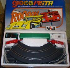 GIOCOPISTA POLISTIL mini pista gioco autopista IT 1981