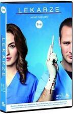 Lekarze - Sezon 1, serial TV (DVD 4 disc) 2012   POLISH POLSKI