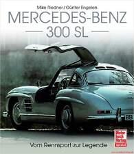 Fachbuch Mercedes-Benz 300 SL, Vom Rennsport zur Legende, W198, viele Bilder NEU