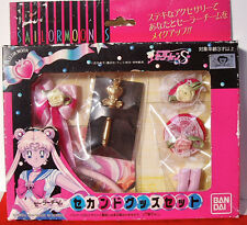 SAILOR MOON S SECOND GOODS SET PENDANT DRESS UP ACCESSORIES