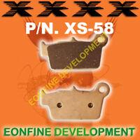 XS58 BRAKE PADS for SUZUKI RMZ250 RMZ450 RM-Z RMZ 250 450