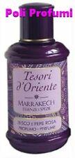 Tesori D Oriente Marrakech  Ibisco e Pepe Rosa 100 ml