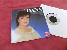 """DANA Gonna be a cold cold Christmas 7"""" EP 1970's POP EX"""