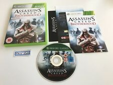 Assassin's Creed Brotherhood - Microsoft Xbox 360 - PAL UK - Avec Notice