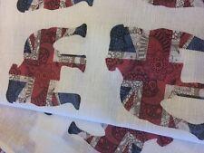 Tea Towel with Unique British Bulldog  Dog Design