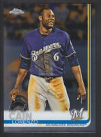 Topps - Chrome 2019 - # 29 Lorenzo Cain - Milwaukee Brewers