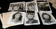 Bee Gees Memorabilia Press Kit Headshots Press Release + Photo Negative OOAK