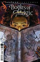 Books Of Magic #22 (2020 Dc Comics)