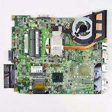 TESTED => Toshiba Satellite L655D S5156 Motherboard A000075480 + INTEL CPU + FAN
