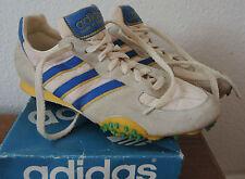 Chaussures de sport Spikes rennschuhe Adidas 80 S 80er Adistar com II en neuf dans sa boîte taille 42