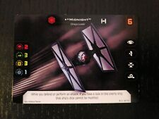 Star Wars X-Wing Midnight Omega Leader NA Championship Promo Card