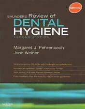 Saunders Review of Dental Hygiene by Jane Weiner and Margaret J. Fehrenbach...