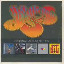 YES / Going For the One - Tomato , Drama ,Generator, 90125, u.a. (5 CDs,NEU,OVP)