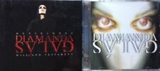 Lot of 2 Diamanda Galas CDs - Defixiones/Will and Testament & La Serpenta Canta