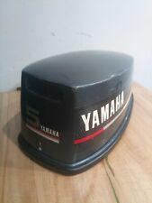 Yamaha 5cs Outboard Motor Engine Cowl Cover 5hp