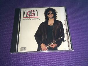 Kenny G-Silhouette🎼CD🎤✅Free Shipping✅