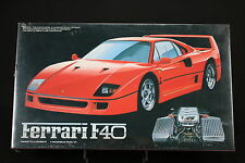 XA039 FUJIMI 1/24 maquette voiture 12001 1000 1 Ferrari F40 sports car 1988
