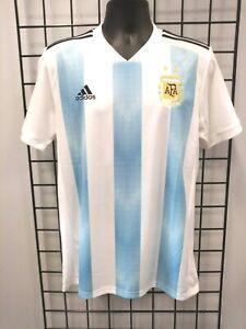 adidas 2018 WORLD CUP ARGENTINA HOME JERSEY (BQ9324) SIZE MENS 2XL