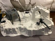 VINTAGE STAR WARS HOTH IMPERIAL ATTACK BASE PLAYSET PARTS KENNER roof lever part