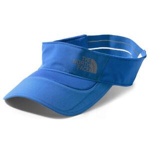 The North Face TNF Bomber Blue Ladies Flashdry Better Than Naked Visor Cap