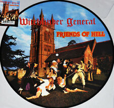 Witchfinder General 'Friends Of Hell' Picture Disc Vinyl - NEW picture disk rsd