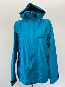 Vtg. MOONSTONE Goretex Hooded Jacket Parka Made in USA Mint Condition Mens Sz: M