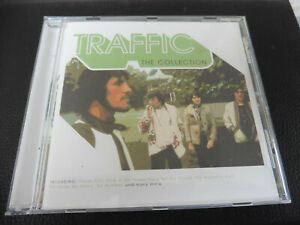 TRAFFIC - THE COLLECTION - 2001 CD