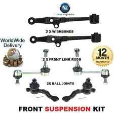 FOR TOYOTA ALTEZZA FR 2x SUSPENSION ARMS 2x STABILISER LINK BARS SUSPENSION KIT