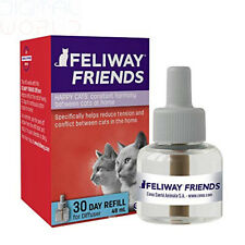 FELIWAY Friends 30 Day Refill, helps to reduce conflict in Pack of 1