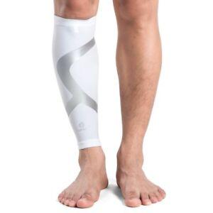 Kuangmi 1 PC Calf Compression Sleeve Protector Leg Running Shin Splint Support