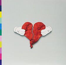 Kanye West 808s & HEARTBREAK (DELUXE) +Poster GATEFOLD New Sealed Vinyl 2 LP+CD