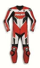 DUCATI 9810371 COMBI cuir 1 pièce une piece moto corse C3 perforé 52