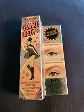 BENEFIT GIMME BROW + VOLUMINIZING EYEBROW GEL PICK #1 SHADE - 100% AUTHENTIC