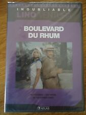 // NEUF * BOULEVARD DU RHUM * COLLECTION LINO VENTURA BRIGITTE BARDOT ATLAS DVD
