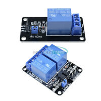 5V 1/2 Channel Isolated Relay Module With Optocoupler FOR Arduino PIC DSP AVR