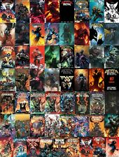 Dc Death Metal 1-7, Plus One-Offs All covers All 57 Variants Sar Sets Updated