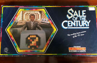 SALE OF THE CENTURY Electronic Board Game 1980's Tony Barber Vintage COMPLETE
