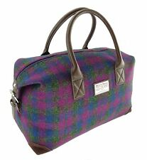 Authentic Harris Tweed Holdall Unisex Bag LB1006 COL54