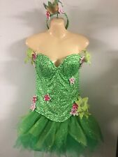 Starline Frog Princess Fairy Tinkerbell Sequin Sexy Womens Costume L 12