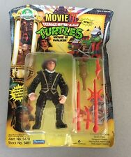 1992#TMNT Playmates Ninja Turtles  Sewer Samurai WALKER   MOVIE III#MOSC