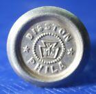 Disston Hand Saw Medallion Wood Antique Vintage #749