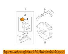 Kia Oem 11-16 Optima-Brake Master Cylinder/other Reservoir Tank Cap 585312B500(Fits: Kia)