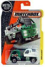 2016 Matchbox #37 MBX Construction MBXcavator