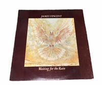 James Vincent - Waiting For The Rain - Promo Vinyl LP VG+