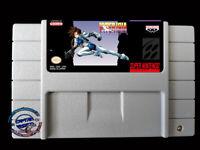 Hyper Iria Super Nintendo SNES English Version  Free Shipping
