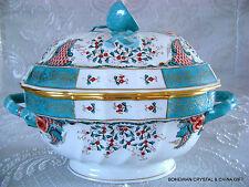 $6,500 Herend Hungary Cornucopia 1008/TCA Soup Tureen Hand Paint China Porcelain