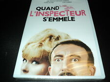 """DVD NEUF """"QUAND L'INSPECTEUR S'EMMELE"""" Peter SELLERS Elke SOMMER / Blake EDWARDS"""