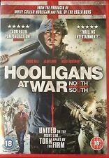 Hooligans At War - North Vs South (DVD) new sealed,football hooligans 2015