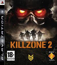 Killzone 2 PS3 playstation 3 jeux jeu tir shooter game games spelletjes 469
